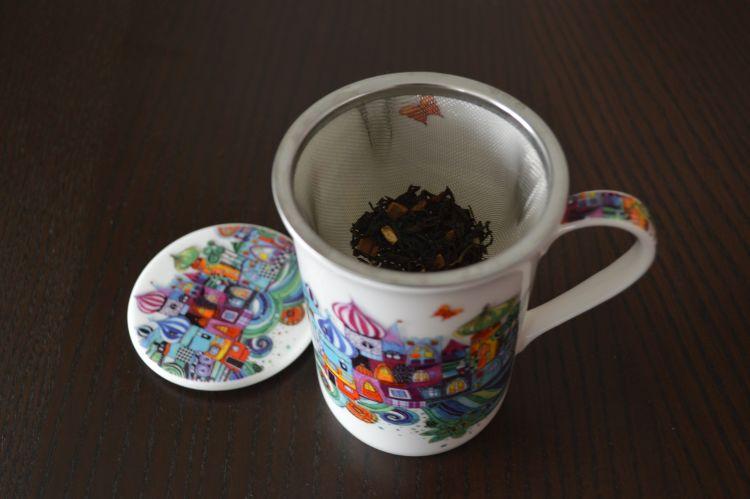 Tee in der Tasse